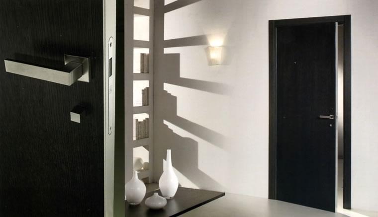 Serramenti infissi roma perugia l 39 aquila terni rieti finestre porte blindate scale da interni - Porte interne rovere grigio ...